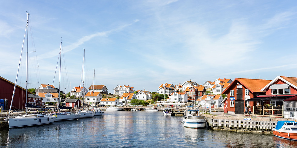 Tour Orust - Stor ö med stort utbud // - Large island with lot's to offer
