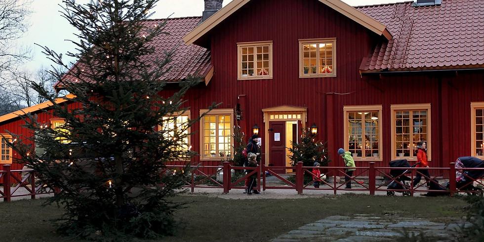KUL PÅ JUL & KUL-TUR  -  WAFFLE-FRIDAY AND ARTS & CRAFTS