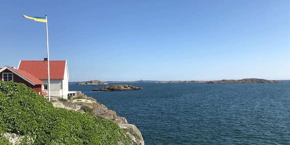 Avkopplande dagstur till öarna/Relaxing daytour to islands -Tjörn & Klädesholmen