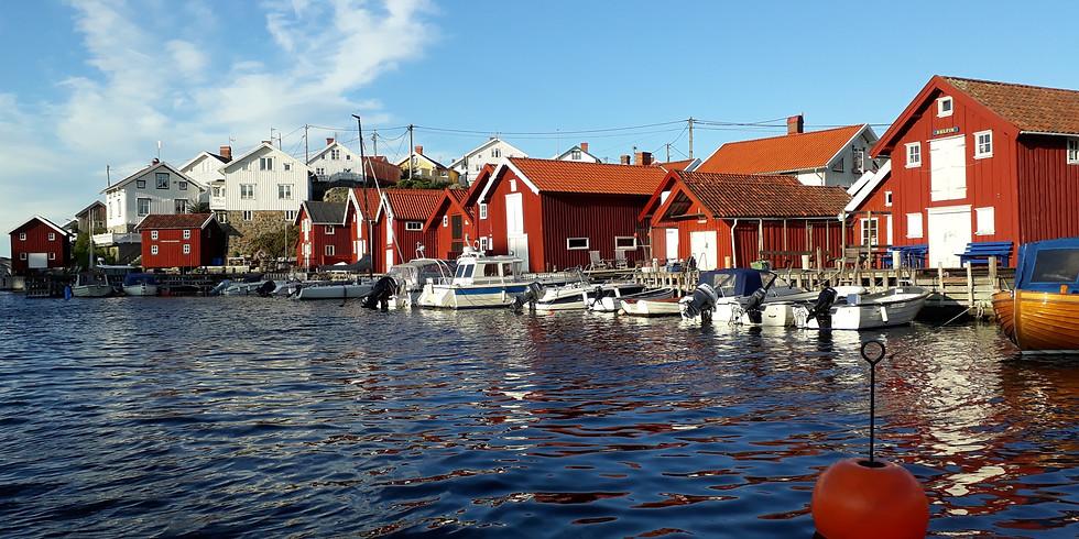 Gudomliga Gullholmen & Härmanö / Divine little island Gullholmen & Härmanö