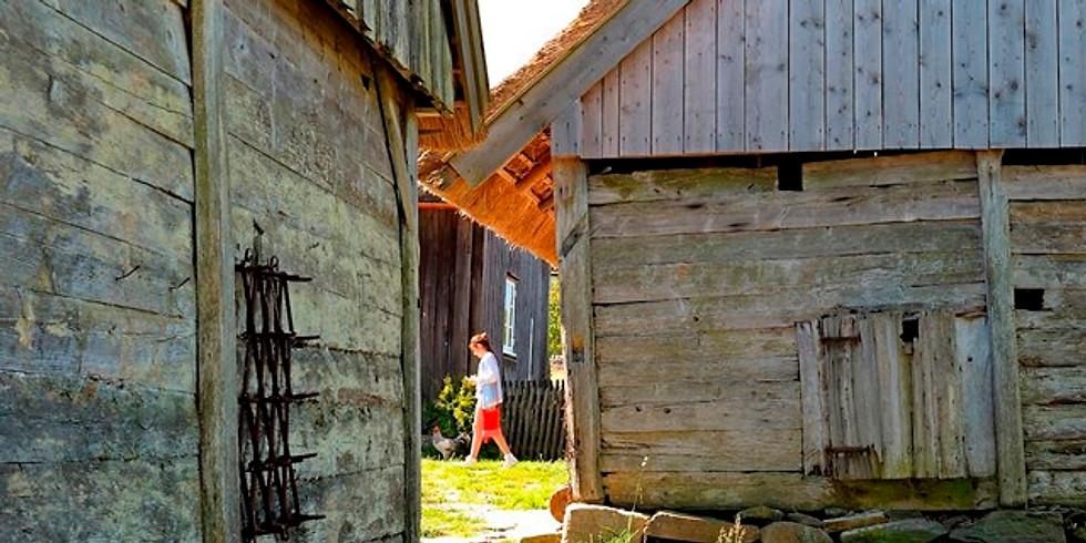 Brunch Skårs Gård/Farm & Marknad/Market 1700-tals/18th century in Äskhults By