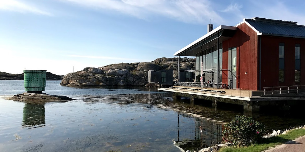 En heldag på TJÖRN - A day on the island Tjörn