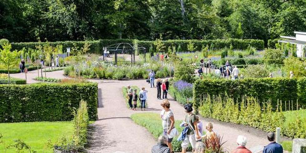 Invigning Jonsereds Trädgårdars Gästträdgård 2019 / Opening Jonsereds Gardens Guestgarden 2019