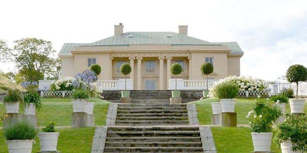 Jonsereds Trädgårdar/Gardens & Gunnebo Slott/Castle &Trädgårdar/Gardens