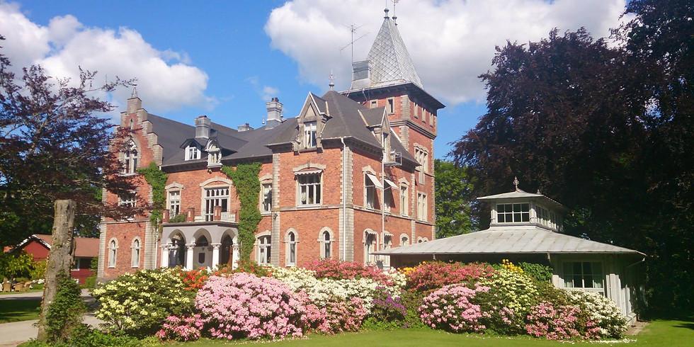Afternoon Tea Thorskogs Castle - med presentation & mousserande /With presentation & sparkling wine
