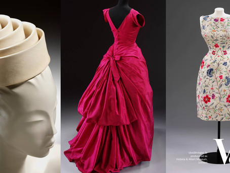 """Unique chance to see """"Balenciaga - Master of Couture"""""""
