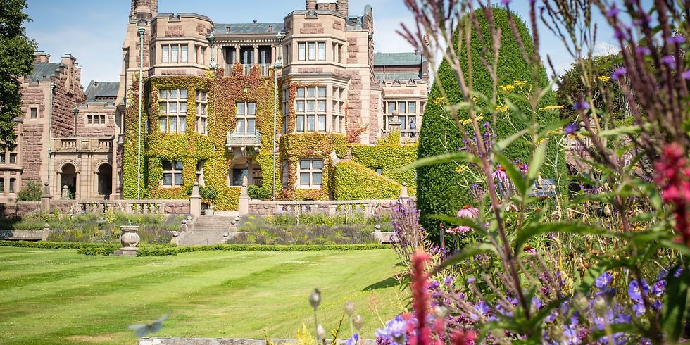 Tjolöholms Slott & Fjärås Bräcka - Tjolöholm's Castle & Fjärås