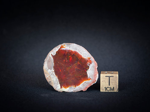 Noble Opal of fire, Ethiopia