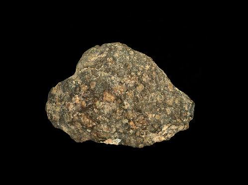 Carbonaceous chondrite meteorite CV3 2.1g