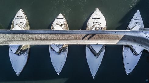Blick auf die Steinerne Brücke