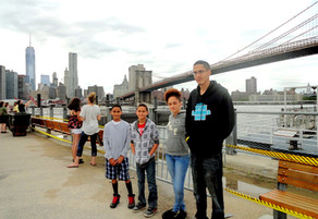 The East Coast Expedition Family Vacation Summer 2014