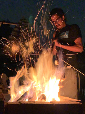 The S'more's process