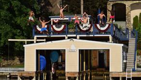 Family Adventure Fun ~ A Week in Lake Lure, North Carolina