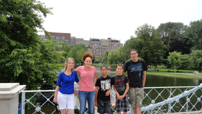 Best of Boston ~ Seeing This Historic City With Your Kids
