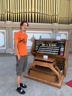 Wes and Organ