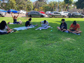 Our Family Picnic, Balboa Park