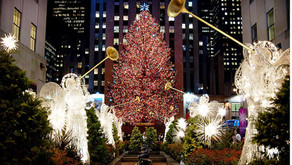 NYC Christmas Visit: Must Sees & Free Adventures In The City