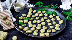 Nettle Pesto Gnocchi