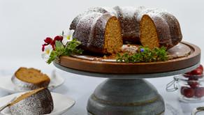 Earl Grey Lemon Bundt Cake