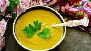 Broccoli Celery Soup