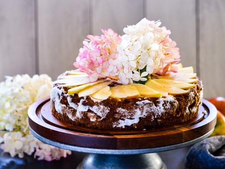 Apple Spice Layer Cake