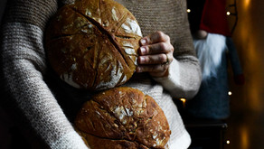 Spelt and Ryle Sourdough Bread