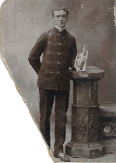 Richard Williams and His Cornet