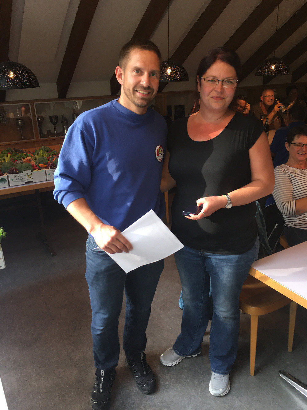 Heike Michelis, Gewinnerin Differenzler