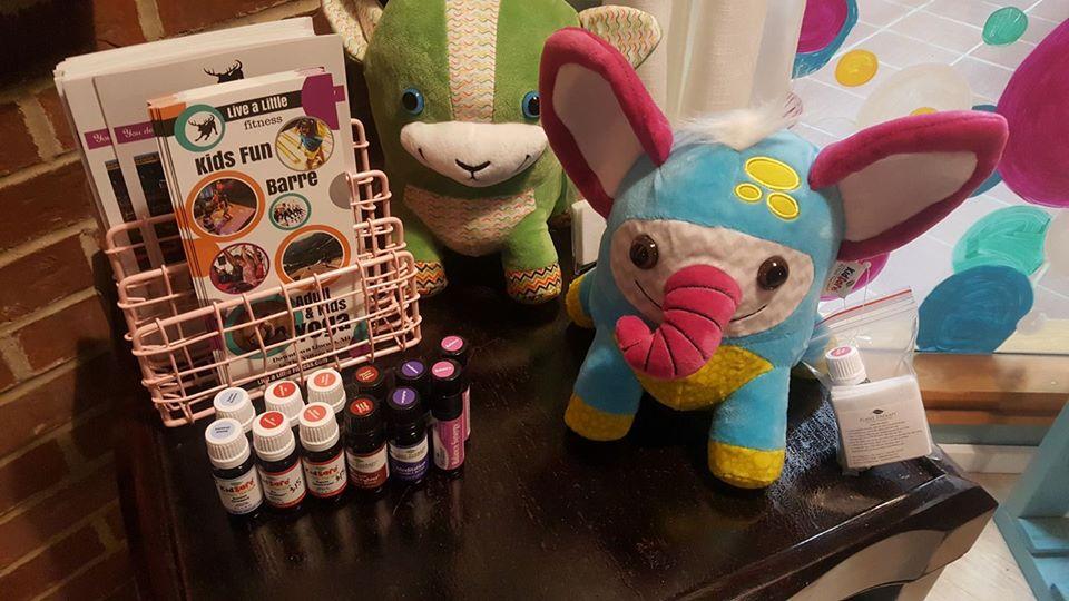 plushys & essential oils