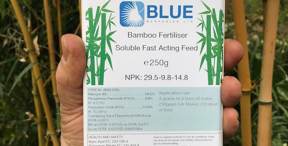 Bamboo Soluble Fertiliser 250 grams