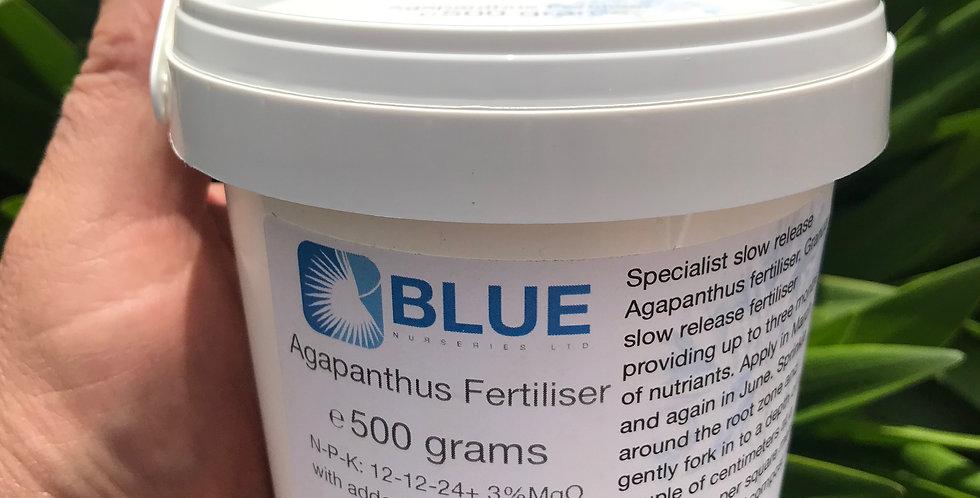 Agapanthus fertiliser