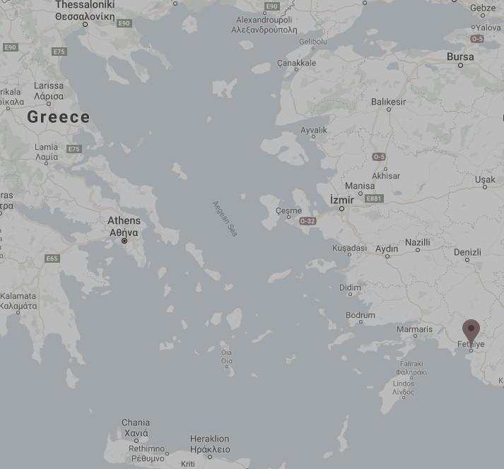 google map Νέα Μάκρη