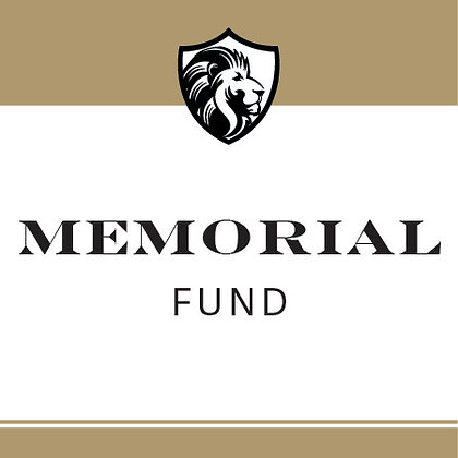 $100 toward Memorial Fund