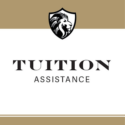 $25 toward Tuition Assistance
