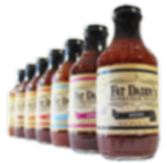Fat Daddy's Barbecue Sauce