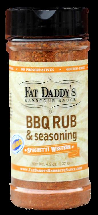 Spaghetti Western Barbecue Rub - 5 oz.