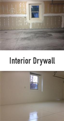 Interior Drywall