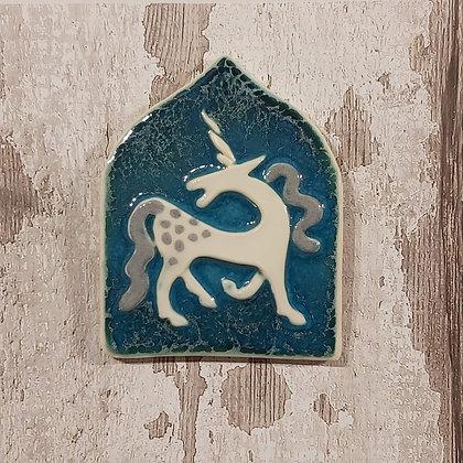 Ceramic Tiles - Unicorn