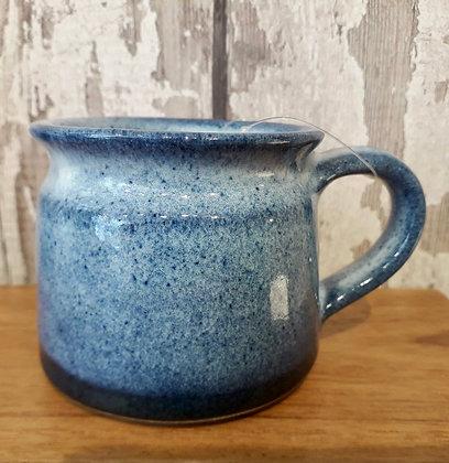 Hand Thrown Mug - Ocean Blue