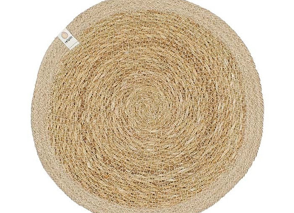 Seagrass & Jute Placemat - Natural