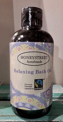 Relaxing Bath Oil
