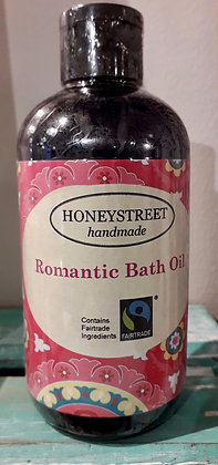 Romantic Bath Oil
