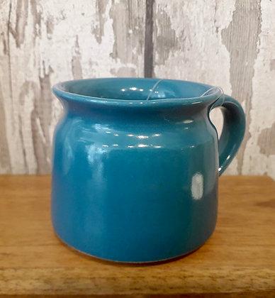 Hand Thrown Mug - Turquoise