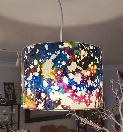 Drum Lamp Shade - Galaxy