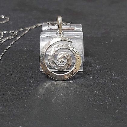Magic Spiral Pendant
