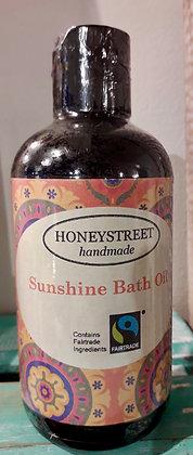 Sunshine Bath Oil