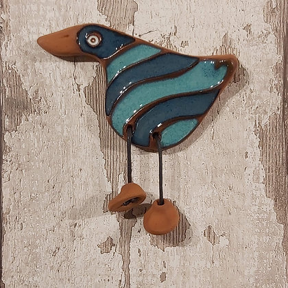 Ceramic Tiles - Medium Bird