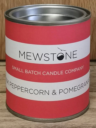 Pink Peppercorn & Pomegranate Candle