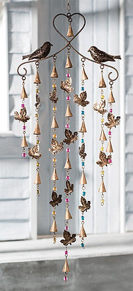 Leaf/Bird Windchime