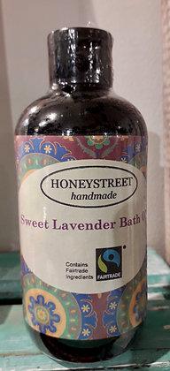 Sweet Lavender Bath Oil